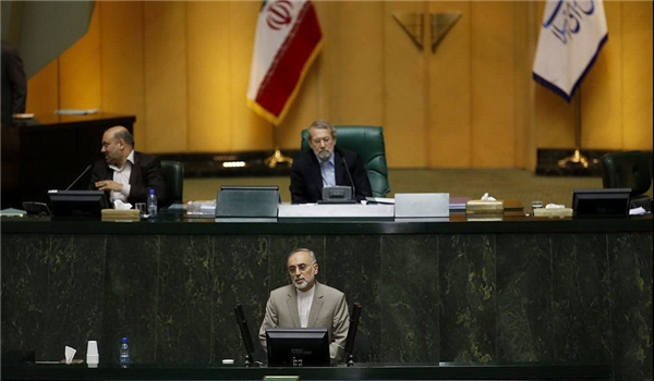 Photo of AEOI Chief: Iran Only Developing State to Export Enriched Uranium, Heavy Water