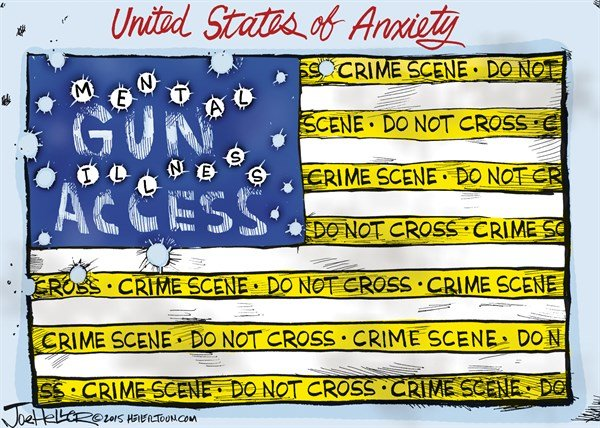 Photo of United States of Terror and Anxiety