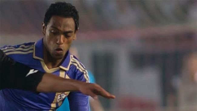 Photo of Egyptian football player fired over anti-Sisi comments