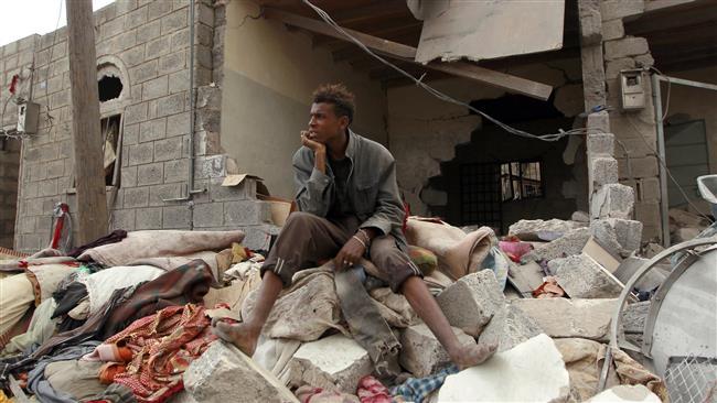 Photo of Terrorist Saudi America warplanes launch fresh raids across Yemen