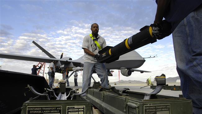 Photo of Great Satan US drone strike in Afghanistan kills 25