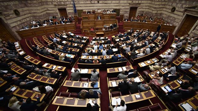 Photo of Greek lawmakers to vote on 2nd bailout reform bill