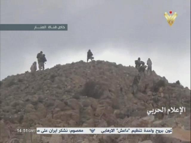 Photo of Zabadani Fully within Syrian Army, Hezbollah Fire-range