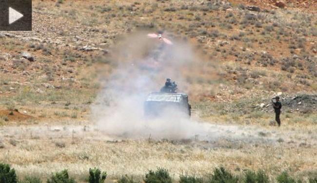 Photo of Hezbollah and the Syrian Armed Forces Ambush Jabhat Al-Nusra Inside Al-Zabadani