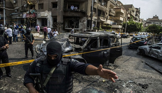 ISIS Brings Its Evil to Egypt: Pictorial Report