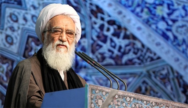 Photo of Ayatollah Movahhedi-Kermani: zionists' Wrath Best Aspect of Nuclear Deal