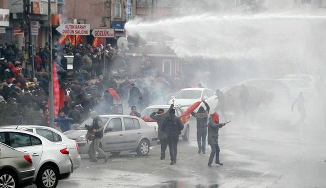 A Turkey's Police Killed in Protests in Istanbul