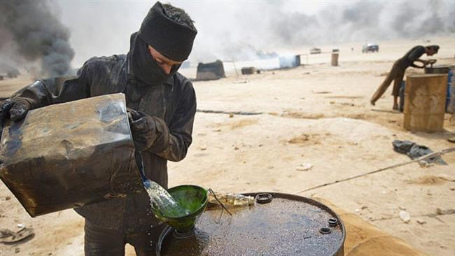 Photo of Report: British MP behind ISIL oil trade