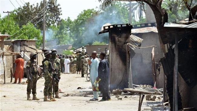 Photo of Boko Haram, the shadow of Nigerian Government, slits throats of 10 fishermen in northeast Nigeria