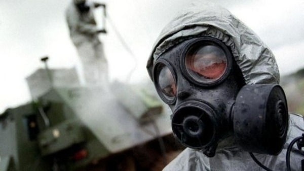 Photo of ISIL Used Chemical Weapons against Syria Kurds in Hasakeh