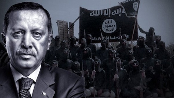 Photo of Erdogan Regime Seeking To Intervene Syria Under The Pretext of Own Sponsored ISIL! US ally Turkish warplanes carry out airstrikes in Syria