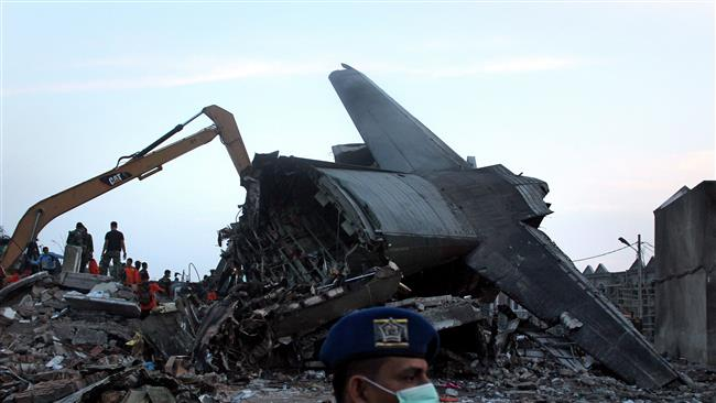 Photo of Death toll from Indonesia military plane crash reaches 142