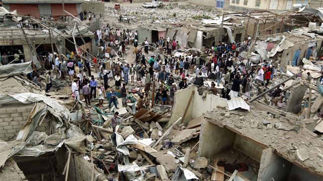 Photo of Death toll from Saudi airstrikes against Yemen's Taiz rises to 120