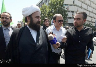 Photo of Grandson of the late Imam Khomeini: Al-Quds day rally promotes Muslims unity