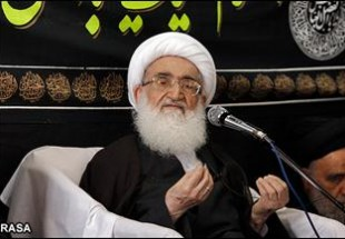 Photo of Ayatollah Hamedani condemns neutral stance against Muslim world incidents