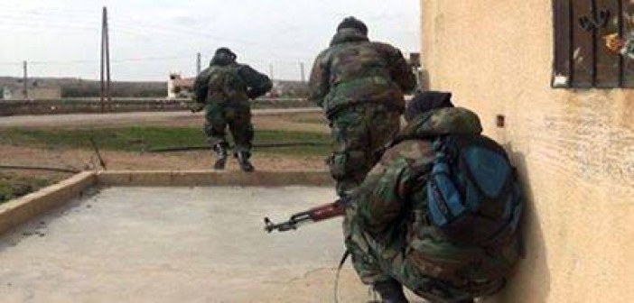 Photo of Syrian Army Captures Two Towns from ISIS in East Aleppo