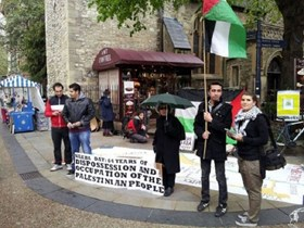 Photo of Palestinians in Europe call for international events against Israel