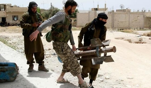 Photo of Terrorist Al-Nusra Inflicts Heavy Losses on US Trained Terrorists in Syria