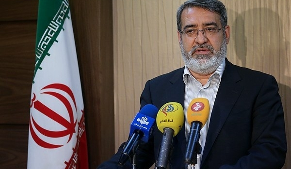 Photo of Minister: Iran to Use Optical Cameras to Bolster Border Control