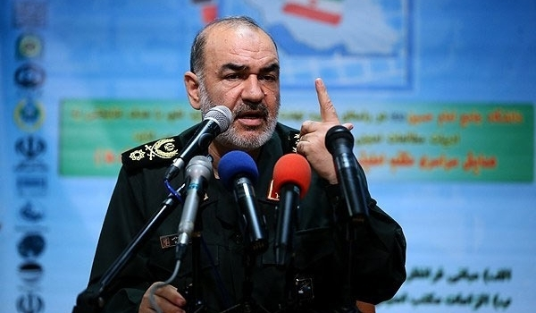 Photo of IRGC Commander: Enemies Fighting Proxy Wars against Iran