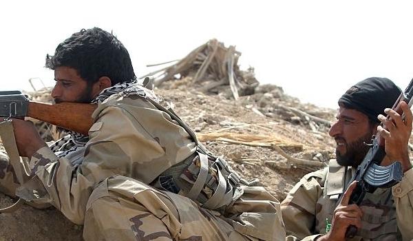 Photo of Iraqi Forces Hit Takfiri Terrorists Hard