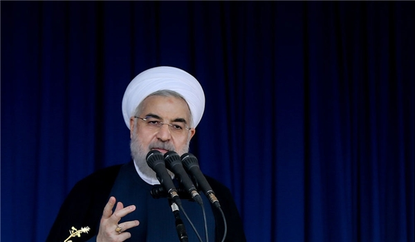 Photo of Iranian President: Israel Shuddered by N. Agreement