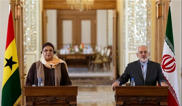 Photo of FM: Iran Ready to Help Africa against Violence, Extremism