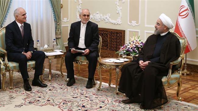 Photo of Neighbors take priority for investment in Iran: Rouhani