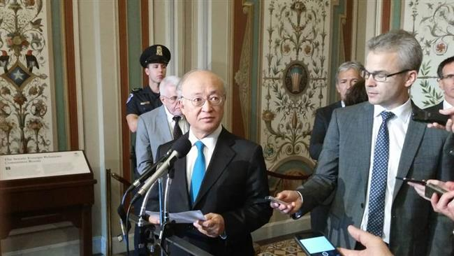 Photo of IAEA chief won't share Iran nuclear documents with Congress