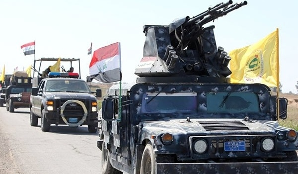 Photo of Iraqi Vice President: Iraq's al-Hashd al-Shaabi Forces Inspired by Iran's Basij