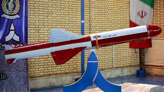 Photo of Iran launches Nasr cruise missile mass production line