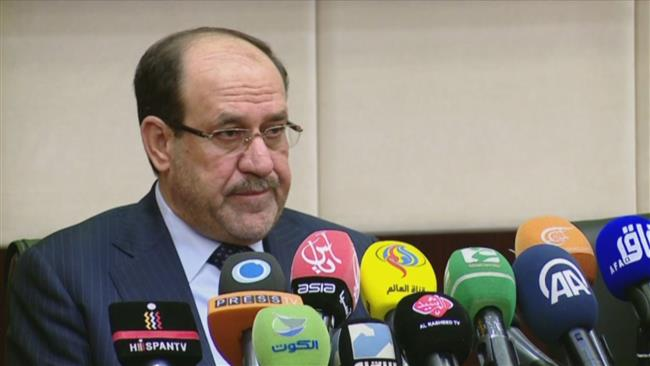 Photo of Maliki rejects allegations over Mosul's fall