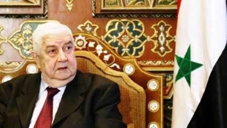 Photo of Muallem: Syria still needs Iran's support