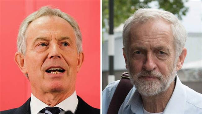 Photo of Blair warns Labour voters against Corbyn