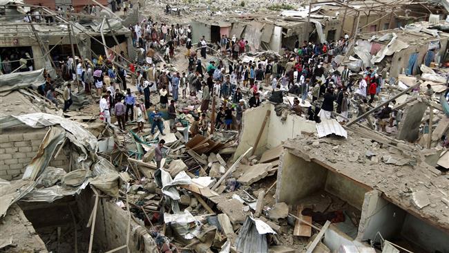 Photo of Enemy of Islam Saudi Arabia continues to bomb Yemen