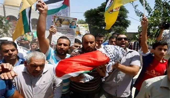 Death of Palestinian Toddler Causes Widespread Anger