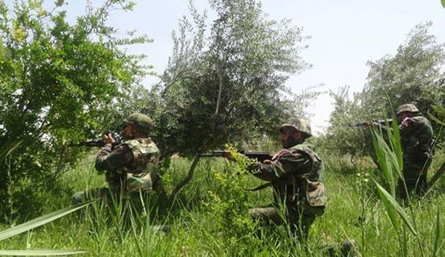 Syrian Army Retakes Grounds in Jisr Al-Shughour near Idlib