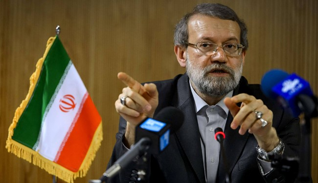 Larijani: Leader's Warning on US Infiltration Accurate, Realistic