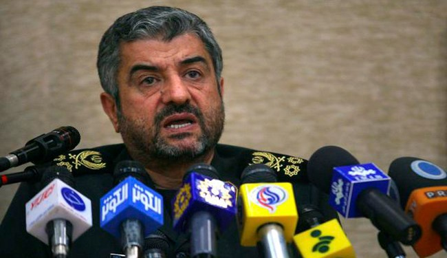 Photo of IRGC Commander Urges 'Firm Stance' against Hegemonic Powers