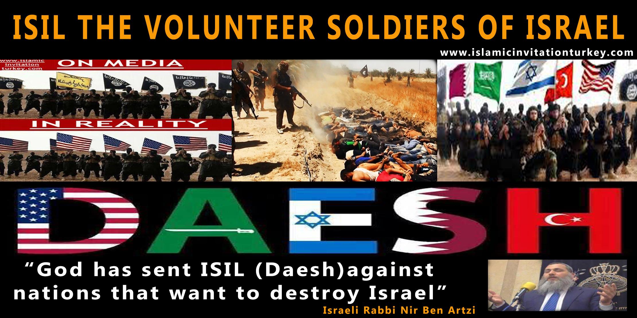 daesh and israel