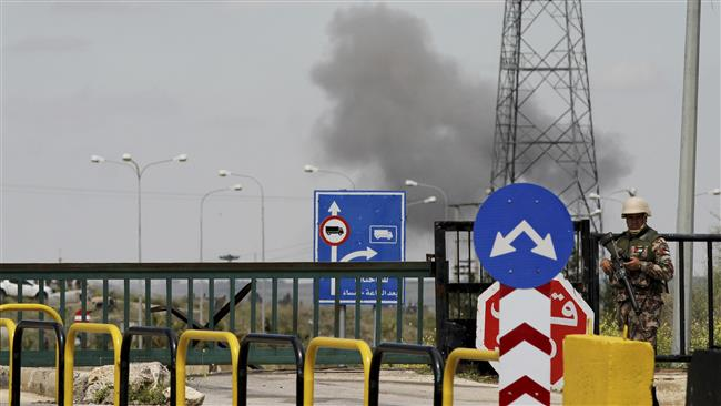 Photo of Roadside bomb kills five Iraqi officers near Jordanian border