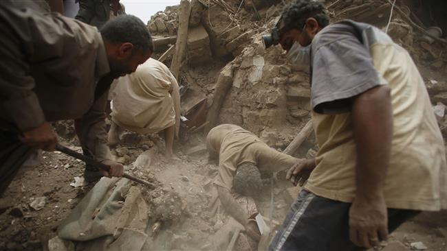 Photo of World still silent on Yemen Tragedy: Persisting zionist Saudi aggression martyrs 31 civilian Yemenis