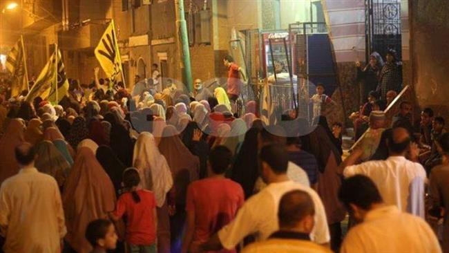 Photo of Egyptians slam coup, vow more rallies