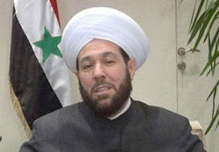 Photo of Syrian Grand Mufti: Syria paying for its supports for Islamic countries