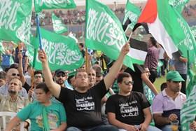 "Photo of Thousands attend ""al-Aqsa in Danger Festival"""