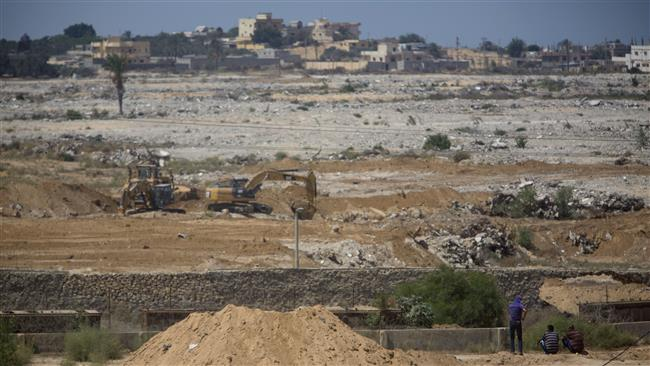 Photo of Gaza urges Egypt to stop project to flood border with water