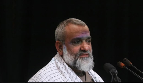 Photo of Basij Commander: N. Agreement Never Ends US Enmity towards Iran