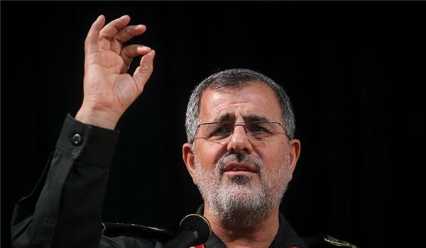 Photo of IRGC Commander: No Terrorist Threat Posed to Iran's Western, Northwestern Borders