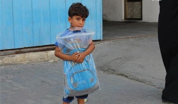Photo of Photos- Iranian Children Send Aid, Toys to Gaza Students
