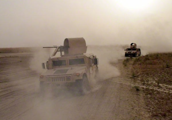 Photo of Photos- Iraqi Forces Fight ISIL in Anbar